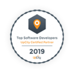 Top Software Developers UpCity Certified Partner