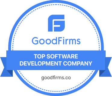 GoodFirm Awarded Top software Development Company