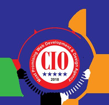 CIO Most Promising Web Development & Design Agency 2018